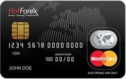Hot Forex Card