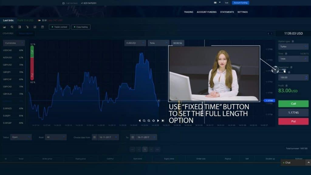 Videforex Trading Terminal