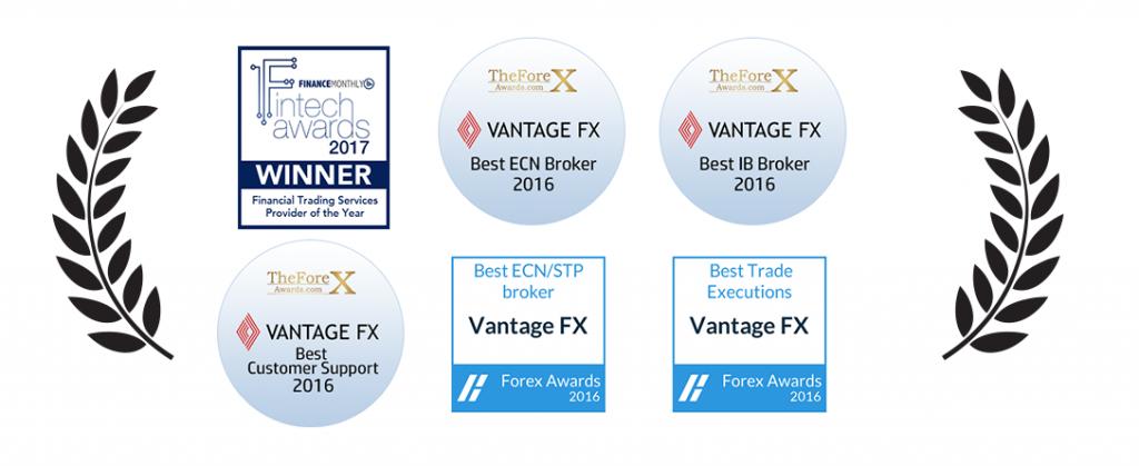 Vantage FX Awards