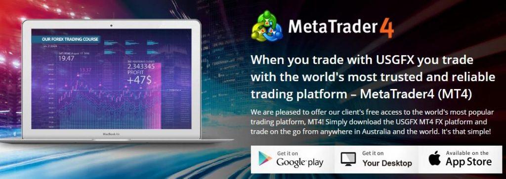 USG Trading Platforms