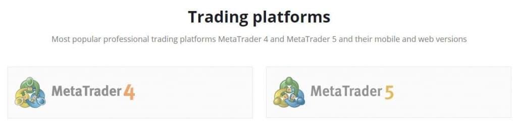 liteforex trading platforms