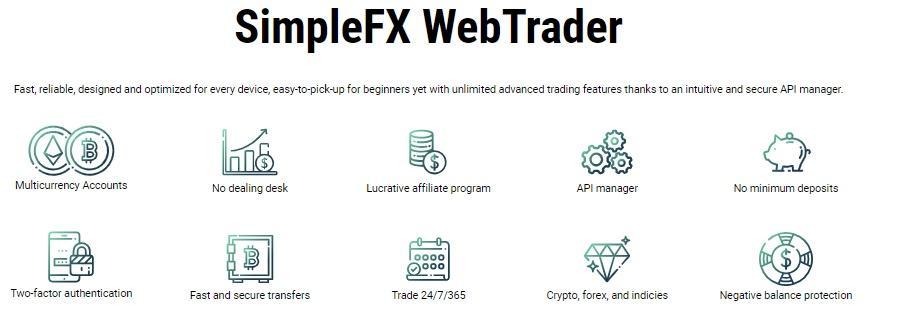 simplefx webtrader