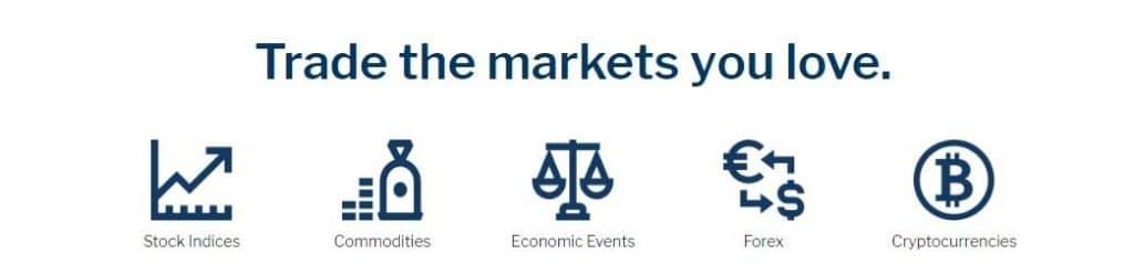 nadex trading