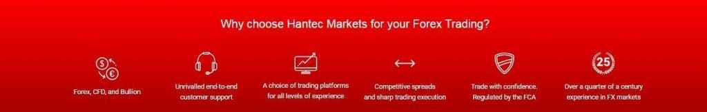hantec markets benefits