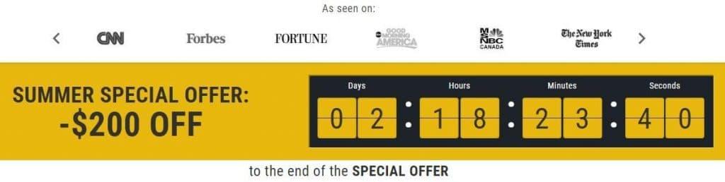 Forex Gold Investor special offer