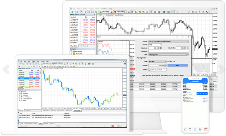 Pepperstone MetaTrader 4
