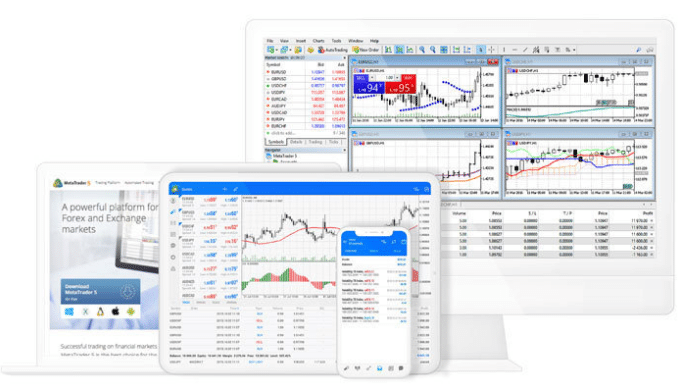 Pepperstone MetaTrader 5