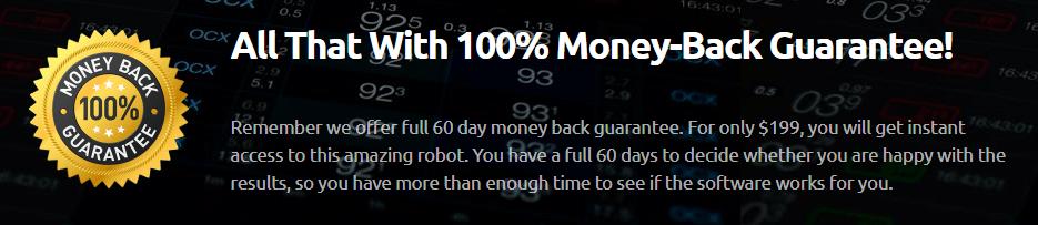 Forex Zeon X money back guarantee