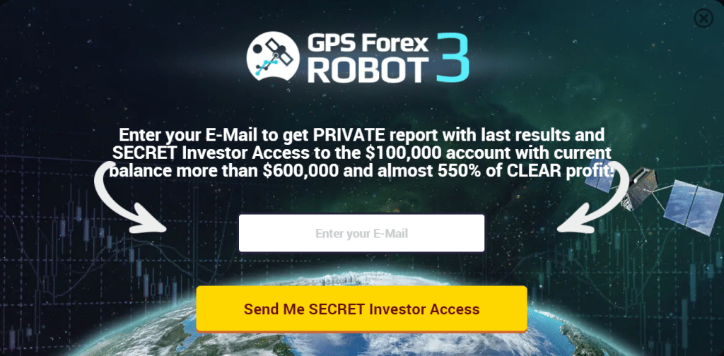 GPS Forex Robot 3 promo video