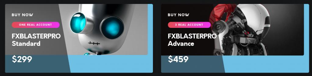 FX Blaster Pro Pricing