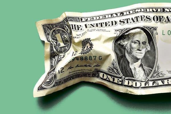 Does the Trade Deficit Weaken the Dollars?