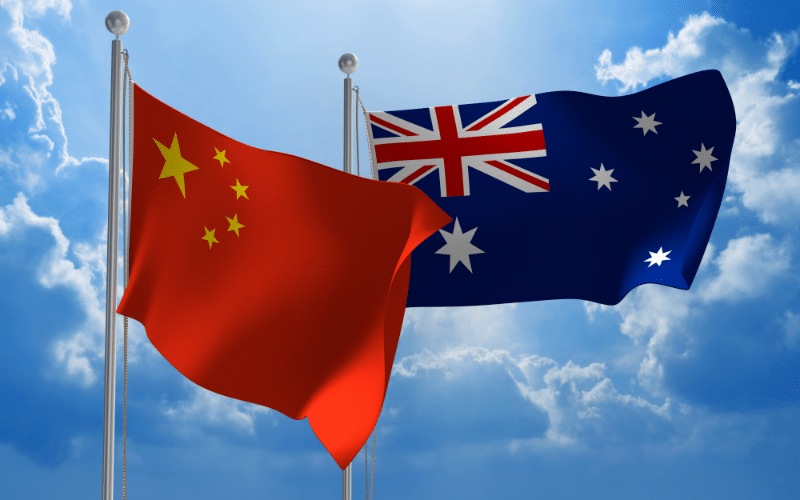 "Australia Blames China for Acting Against ""Letter and Spirit"" of Trade Deal"