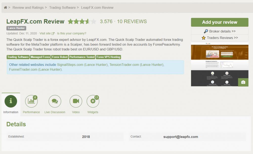 Bounce Trader Customer Reviews
