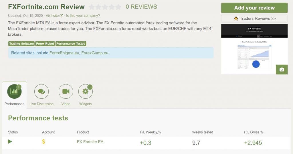 FX Fortnite Customer Reviews