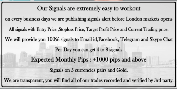 CentreForex - signals