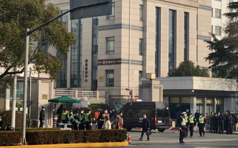 China Jails Journalist for Four Years over Virus Reporting
