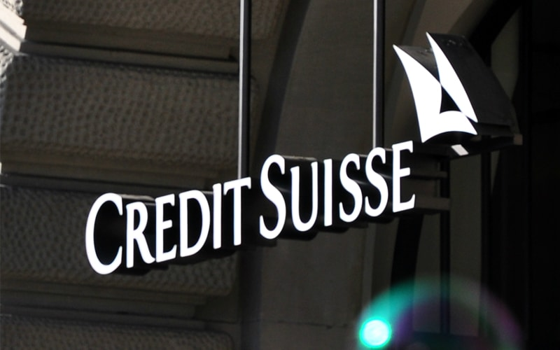 Credit Suisse Forecasts Fourth Quarter Loss on Higher Provisions
