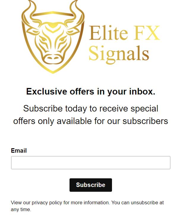 Elite FX Signals offers