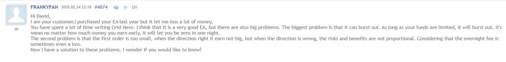 Grid Hero Customer Reviews
