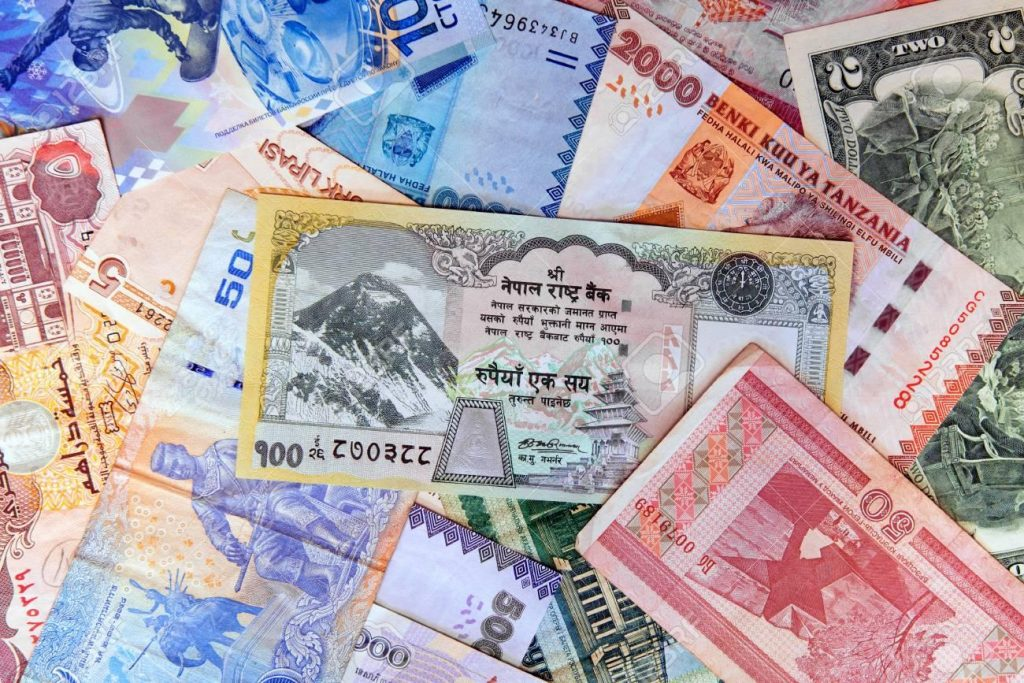 What are exotic currencies?