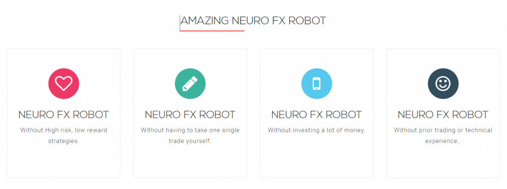 Neuro FX Robot features
