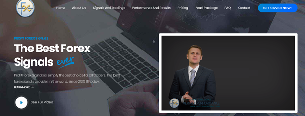 Profit Forex Signals presentation