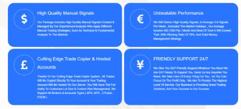 Waw Forex Signals Characteristics