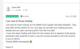 Waw Forex Signalse Customer Reviews