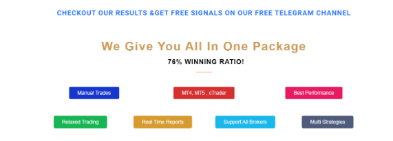 Waw Forex Signals - No Trading Results