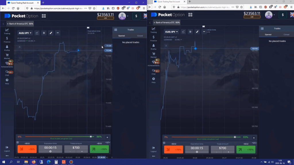AutoArb Real Account Trading Results