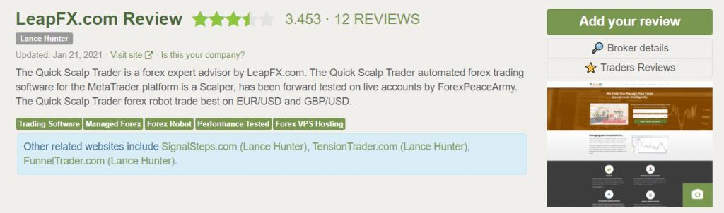 AutoArb Customer Reviews