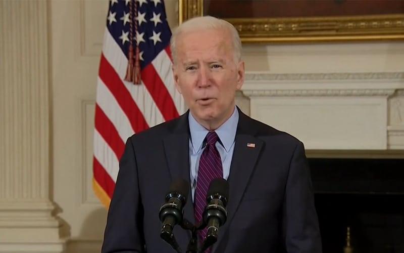Biden to Take a Personal Initiative in Stimulus Package Drive