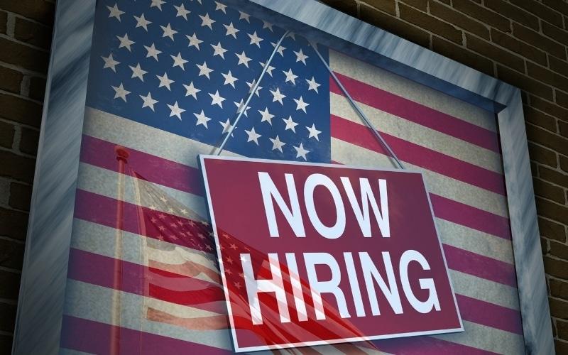U.S Job Openings Gained Marginally in December Amid Declining Hiring