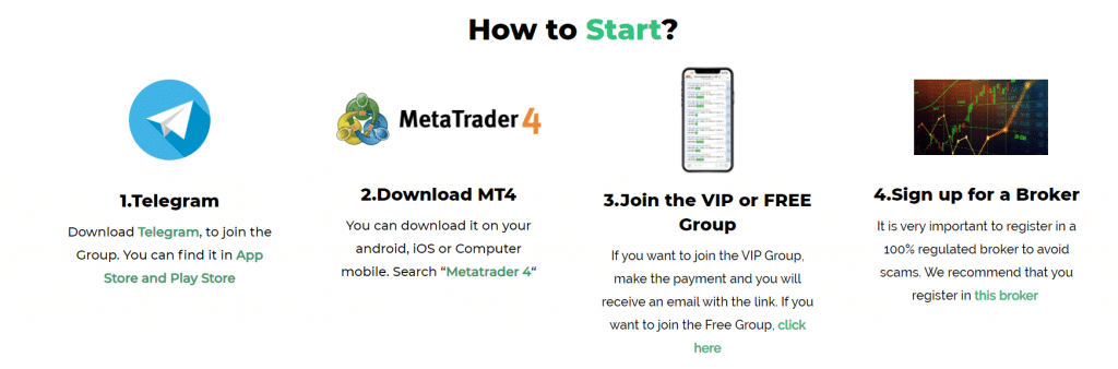 SV3 Trading. How to start