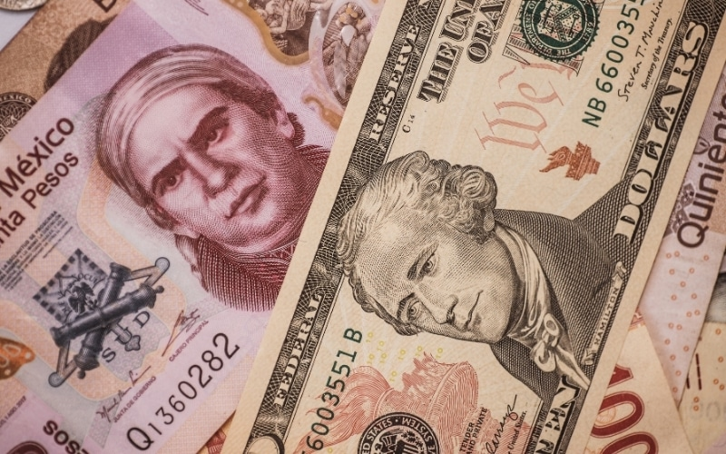 USD/MXN pressured by high crude oil and US stimulus