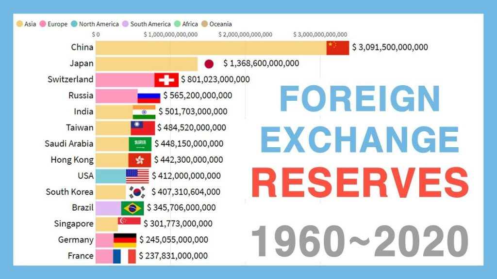 What Are Foreign Exchange Reserves?