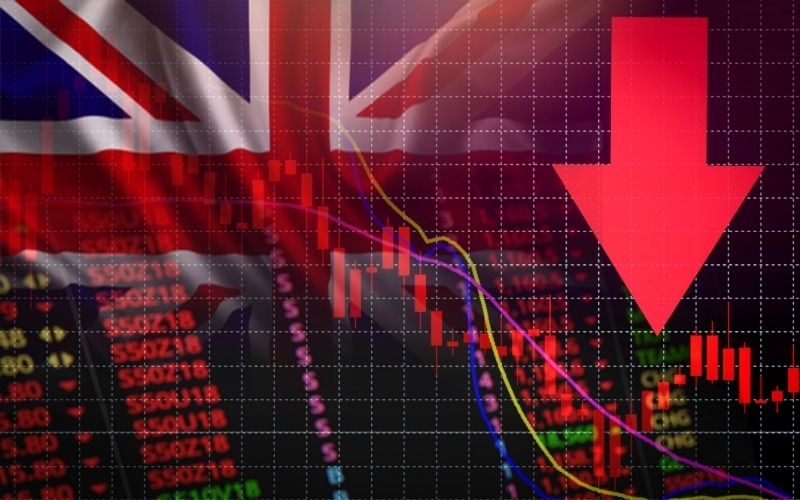 U.K Reports Worst Economic Contraction in More than 300 Years