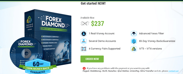 Forex Diamond Pricing