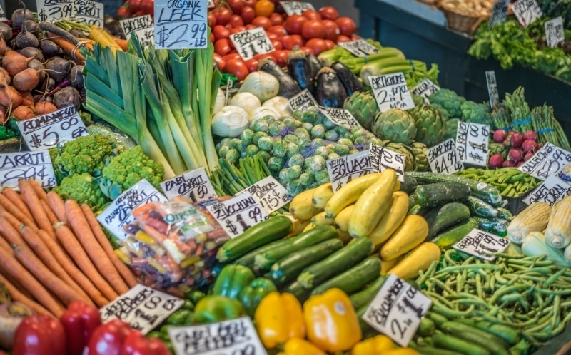 Global Food Prices Soar as Economies Recover from COVID-19