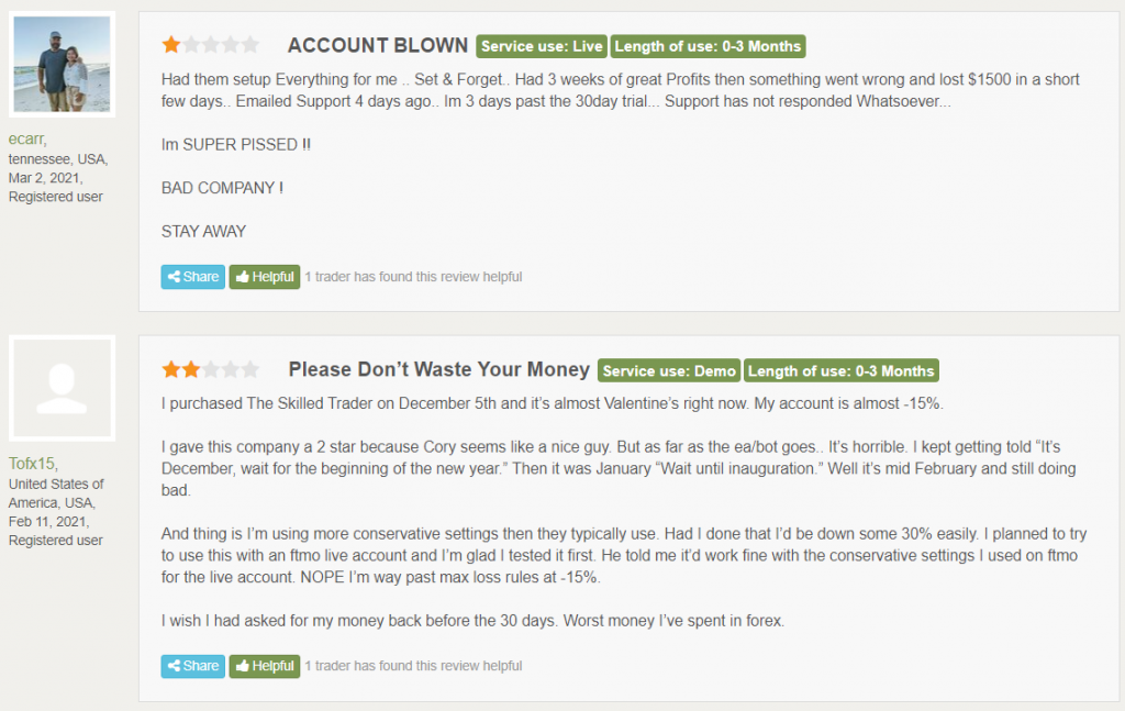 Jet Trader Pro Customer Reviews