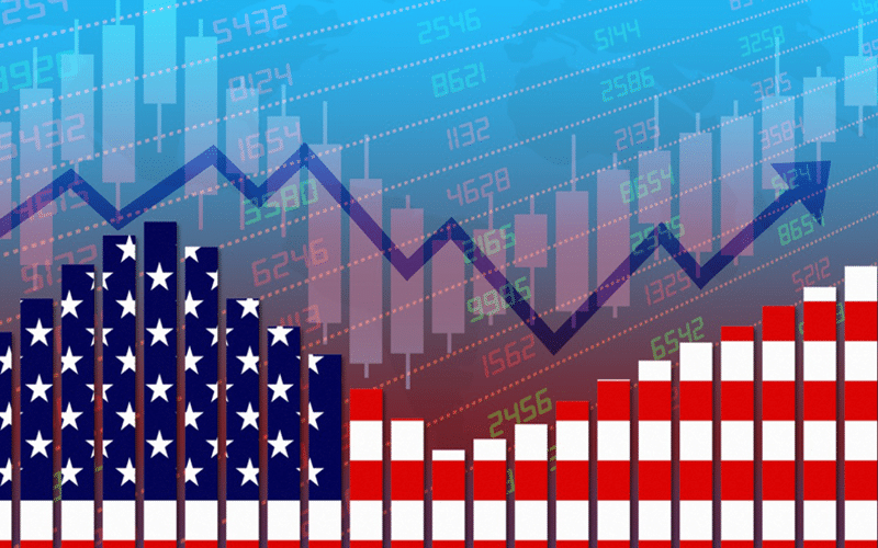 U.S Seen to Open 2021 with 10% Economic Growth