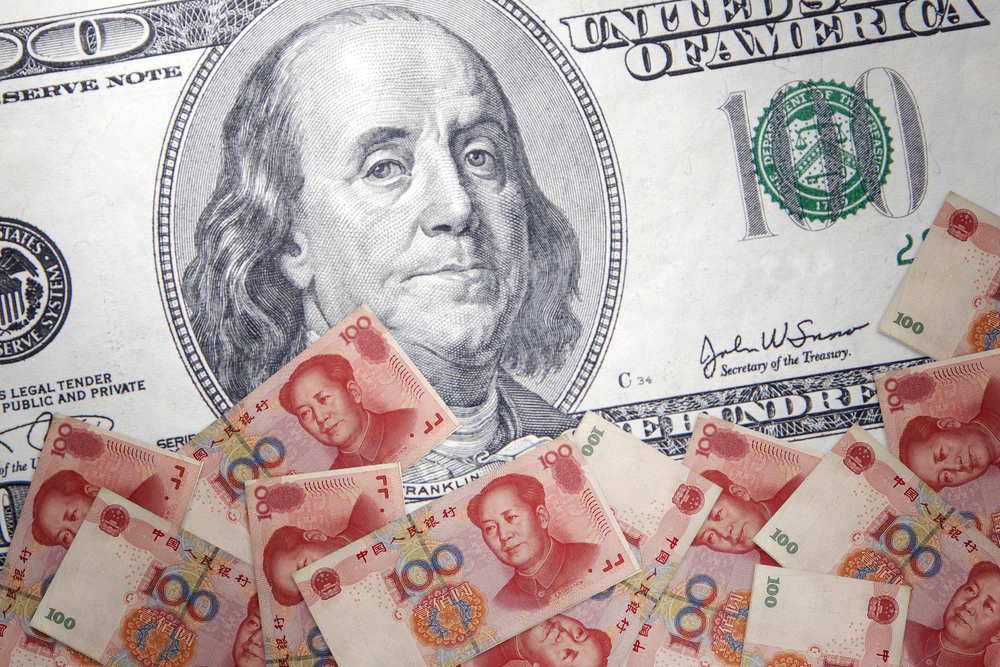 USD/CNY: The Yuan Jumps as China Growth Story Goes On