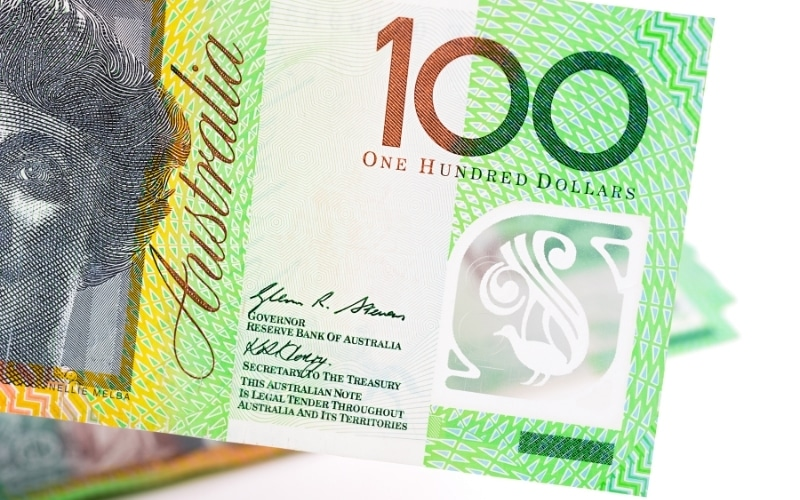 AUD/JPY: Employment Is Up, so Is the Australian Dollar