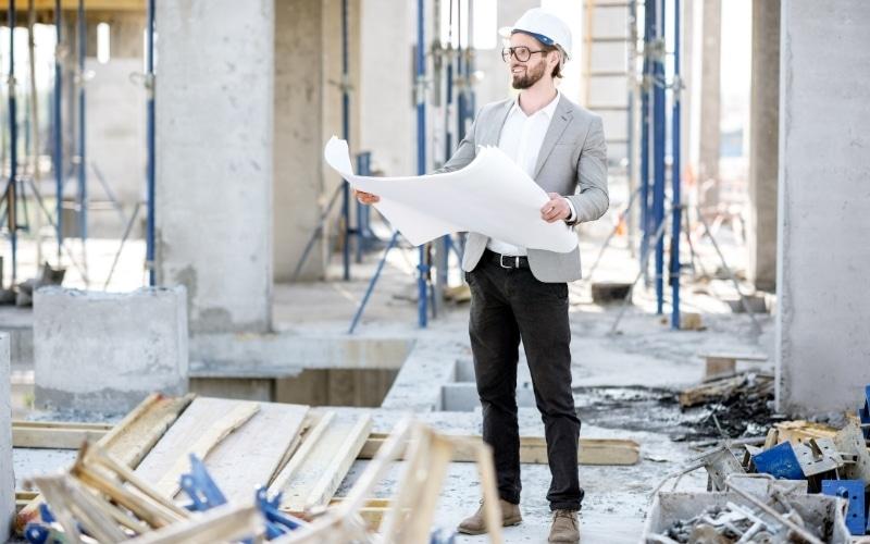 U.K. Construction Output Growth Marks Six-Year High