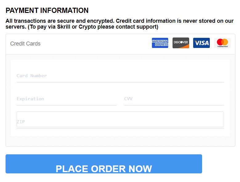 FX Scalper X. Payment