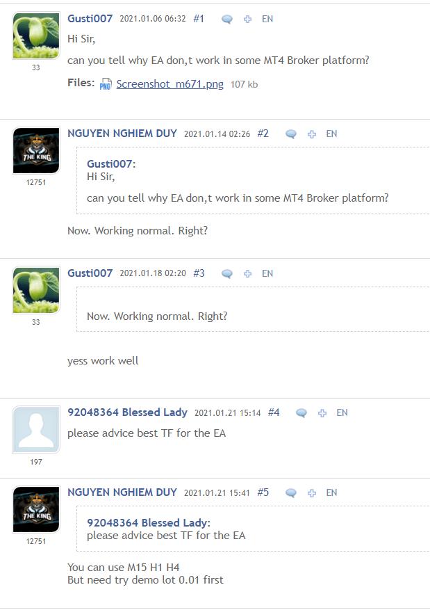 Gold Miner customer reviews