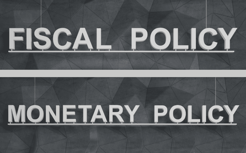 Fiscal Policy and Monetary Policy