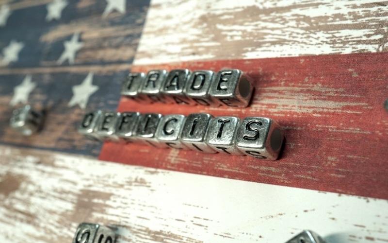 U.S. Trade Deficit Up $3.5 Billion In March