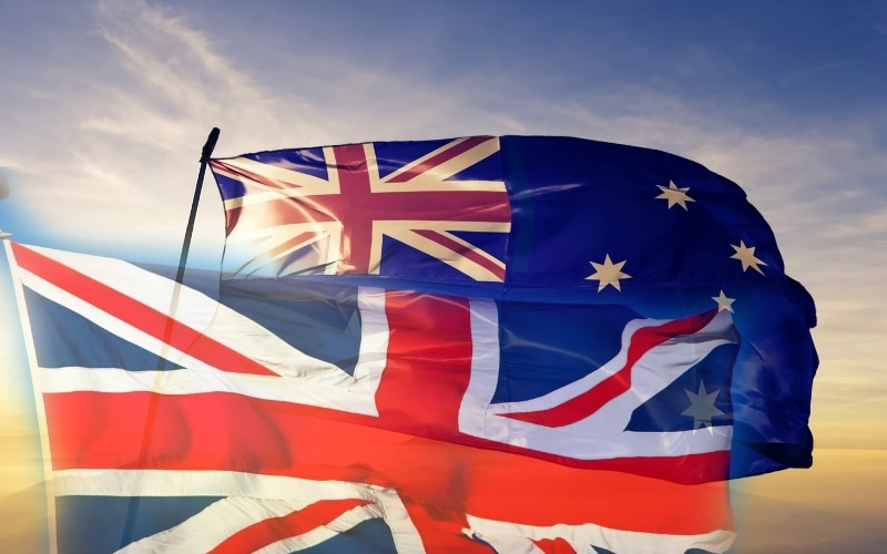 The Upbeat UK and Australia Data Putting Pressure on the USD, XAU/USD Eyeing the $1,800 Mark