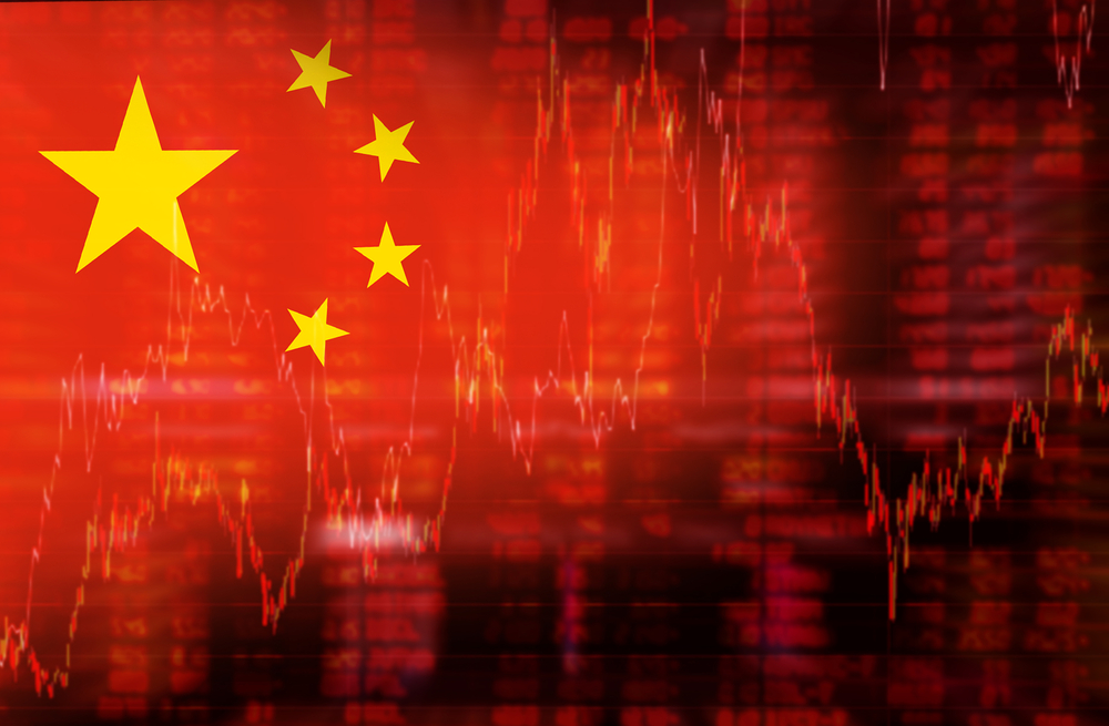 China's Heavyweight Index Climbs To Two-Month High As Foreign Investors Gobble Up Consumer Stocks